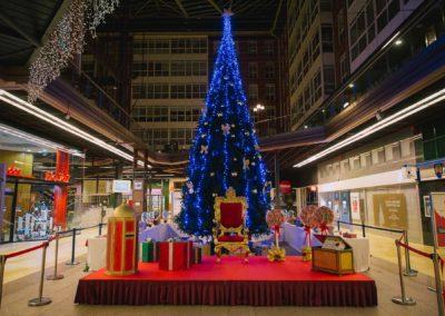Navidad Área Central 2017 (Zona Árbol)